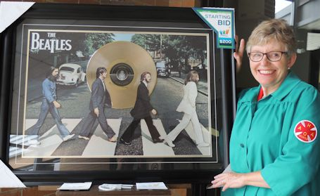 """Beatles - Abbey Road"" is next print in Kincardine hospital auxiliary fund-raiser"