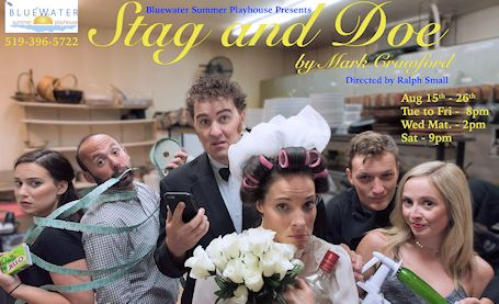 If You Enjoy Watching A Play That Is Fast Paced Hysterically Funny And Full Of Wild Zany Crazy Over The Edge Moments Get Ticket To Stag Doe