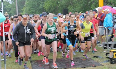 Registration for 2017 Kincardine Women's Triathlon sold-out again, now has wait list