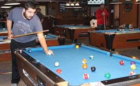 More than $3,000 raised for Heart and Stroke at annual pool tournament in Kincardine