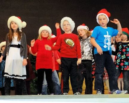 Ripley-Huron Community School holds Christmas concert