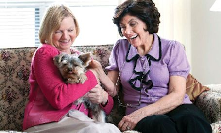 National Dog Day celebrated at Trillium Court this Friday