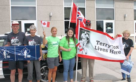 Organizers hope to make this year's Terry Fox Run the best ever