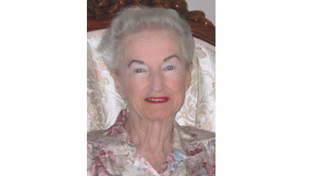 Helen Margaret Robertson-Korf dies at the age of 95