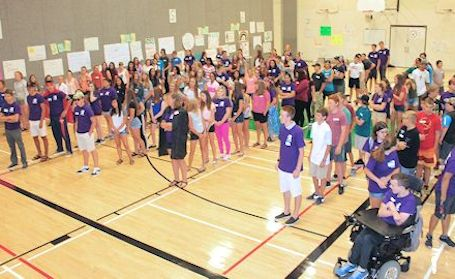 KDSS to hold Link Crew Day for new Grade 9 students, Sept. 5