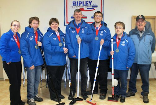 Kincardine Special Olympic athletes headed for nationals in Newfoundland next year